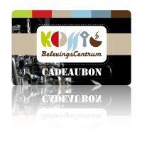 Koffie BelevingsCentrum Cadeaubon