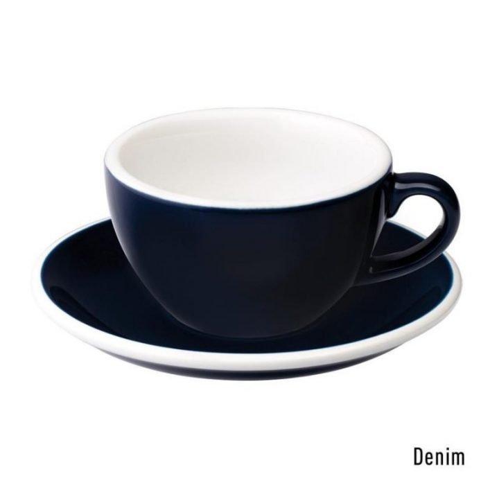 Loveramics flat white 150ml Denim