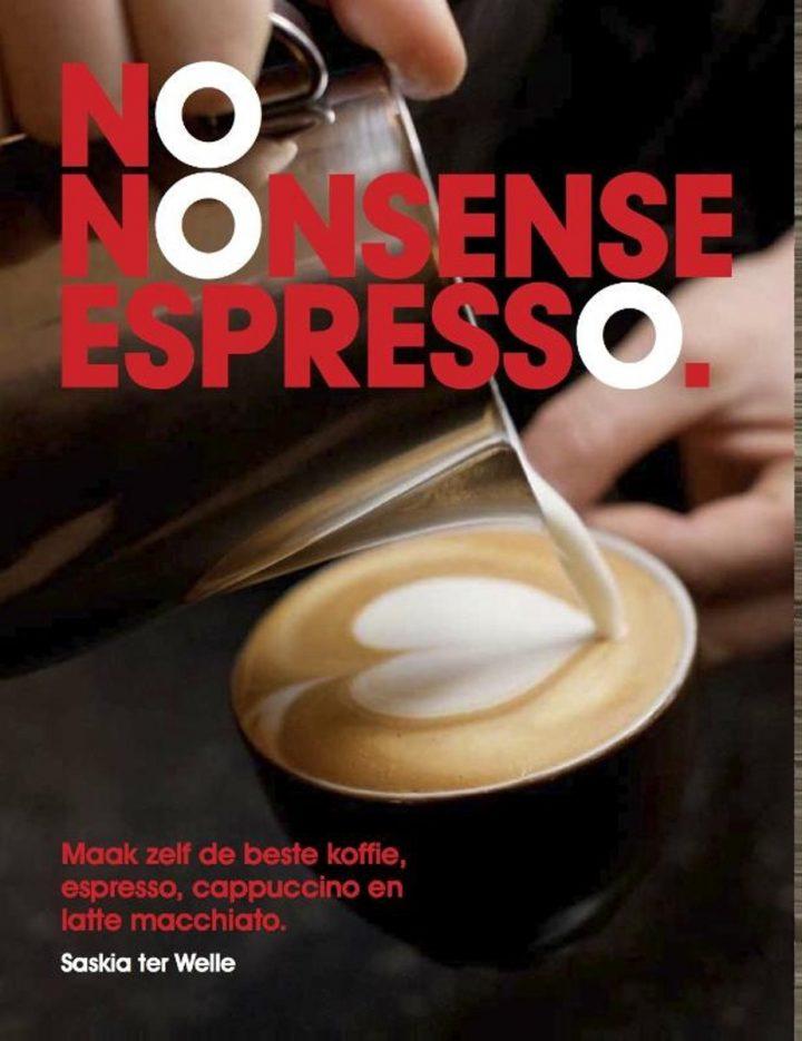 No Nonsense espresso