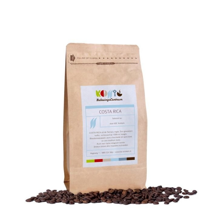 KBC COSTA RICA koffie 500gr